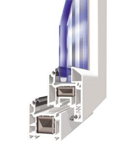 Профиль wintech thermotech 532