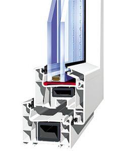 Профиль wintech thermotech 742