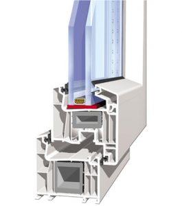 Профиль wintech thermotech 752